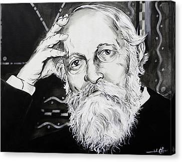 Martin Buber Canvas Print
