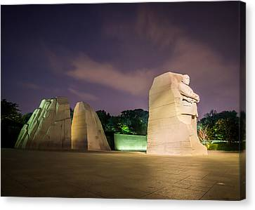 Martin Luther King Jr. Memorial Canvas Print