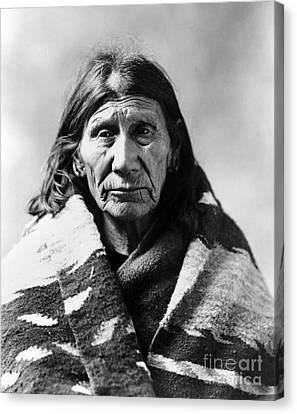 Mary Red Cloud, C1900 Canvas Print by Granger
