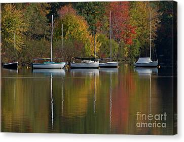 Mascoma Reflection Canvas Print