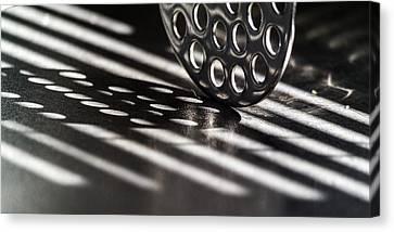 Masher Shadows Canvas Print