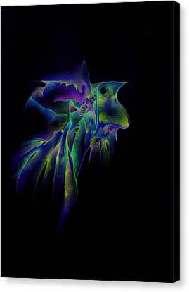Mask Canvas Print by Bodhi