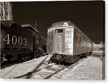Canvas Print - Mass Transport by James Barber