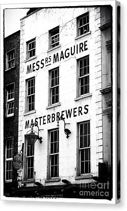 Masterbrewers Canvas Print