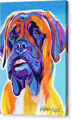 Mastiff - Lexus Canvas Print