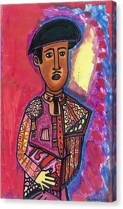 Matador Seville Canvas Print by Don Koester