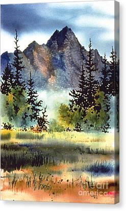 Matanuska Canvas Print