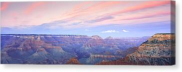 Mather Point, Grand Canyon, Arizona Canvas Print by Panoramic Images