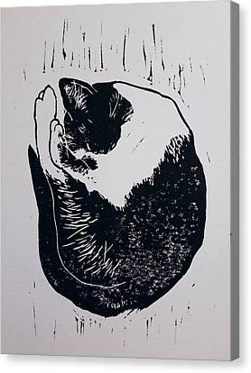 Matisse Canvas Print by Noemie Sierra