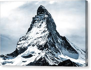 Matterhorn Canvas Print by Design Turnpike