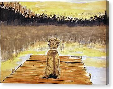 Matylda Canvas Print