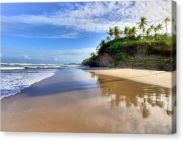 Mayaro Beach Trinidad Canvas Print