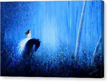Maybe A Dream Canvas Print by Kume Bryant
