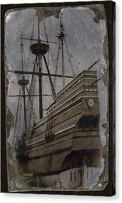 Mayflower 1 Canvas Print