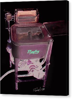 Maytag Canvas Print