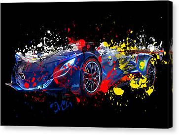 Mazda Canvas Print