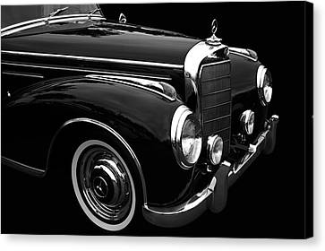 MB Canvas Print by Bill Dutting