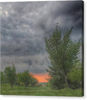 Mbp June 15 Canvas Print by Toni Martsoukos