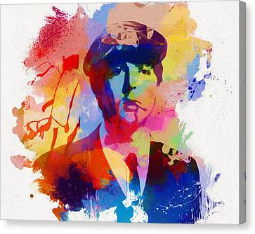 Mccartney Canvas Print by Dan Sproul