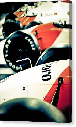 Mclaren Generations Canvas Print