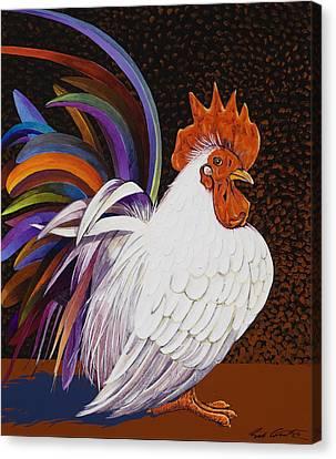 Me, Me, Me Canvas Print by Bob Coonts