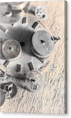 Mechanical Art Canvas Print