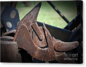 Canvas Print - Mechanism by Chalet Roome-Rigdon