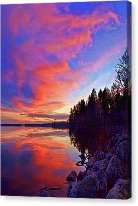 Abeautifulsky Canvas Print - Meddybemps Reflections 2 by ABeautifulSky Photography by Bill Caldwell