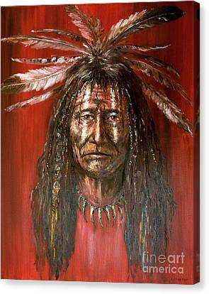 Medicine Man Canvas Print