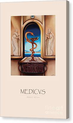 Medicus Canvas Print