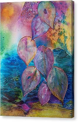 Meditative Bliss Canvas Print