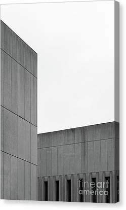 Medsci Building Canvas Print
