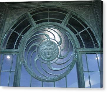 Medusa Canvas Print by Brian Degnon
