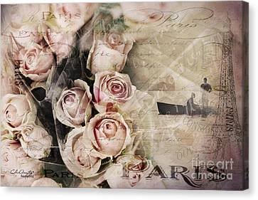Meet Me There ... Canvas Print by Chris Armytage