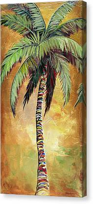 Mellow Palm IIi Canvas Print