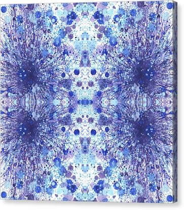 Melody Of The Circadian Rhythm #1236 Canvas Print