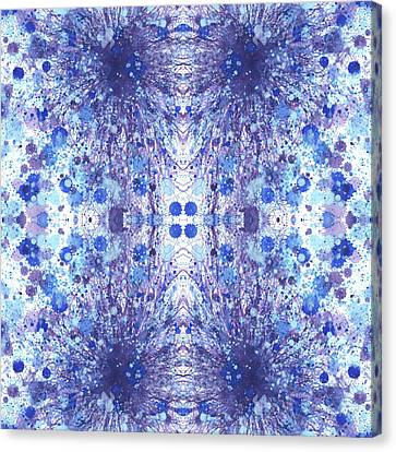 Melody Of The Circadian Rhythm #1237 Canvas Print