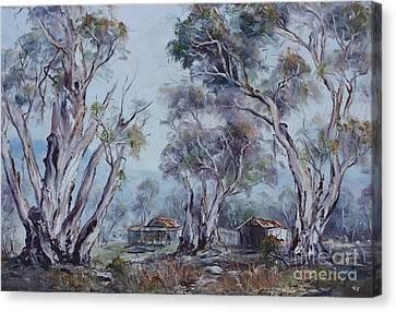 Melrose, South Australia Canvas Print