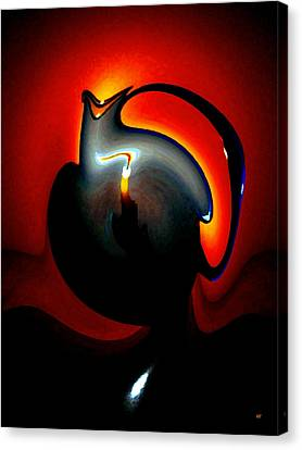 Melting Point Canvas Print by Will Borden