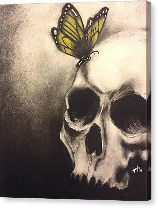Memento Canvas Print by Apryl Gaudet