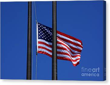 Memorial Day Canvas Print - Memorial Day by Lyle Hatch
