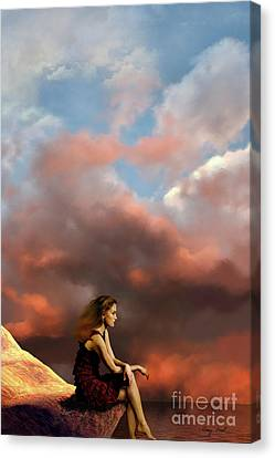 Memories Canvas Print by Corey Ford