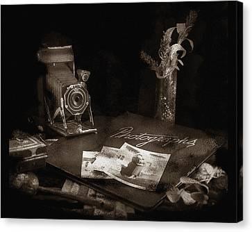 Memories Canvas Print by Michele Loftus