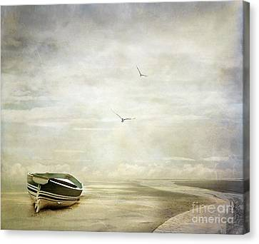 Memories Canvas Print by Jacky Gerritsen