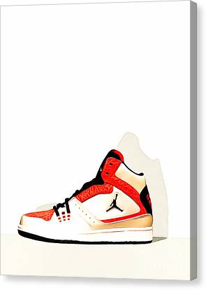 Mens Air Jordan High Tops 20160227 Canvas Print