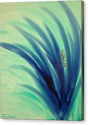 Mer An Ah Canvas Print by Emerald GreenForest