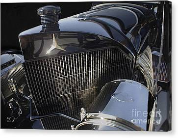 Mercedes 37-05 Torpedo 1913 Canvas Print by Curt Johnson