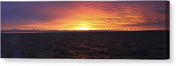 Mercury And Solace Canvas Print