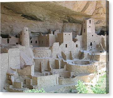 Mesa Verde Community Canvas Print