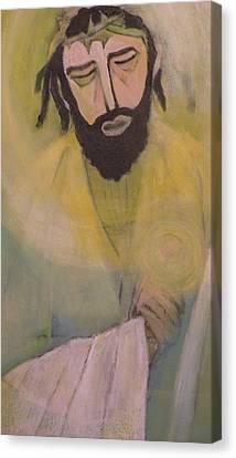 Mesiah Canvas Print